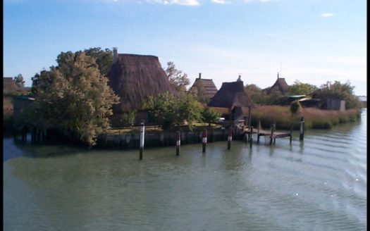 Marano Lagoon - Casoni