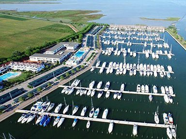 Moorings for rent - Marina Capo Nord