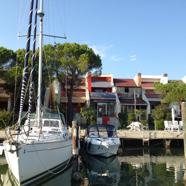 Terra Mare Canal di Ponente - Boat