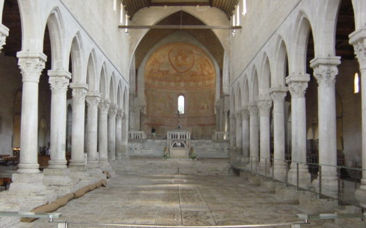 Aquileia - Church