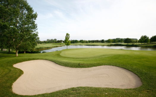 Golf Club - Bunker