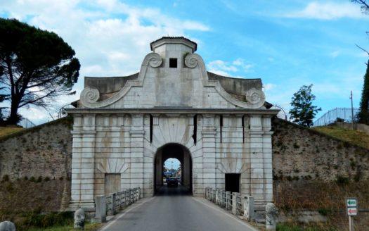 Palmanova - Entrance