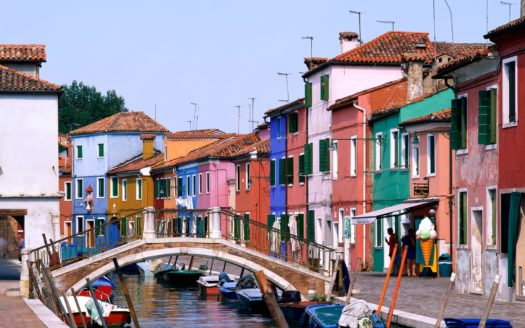 Venice - Colorful